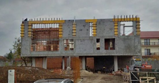 Constructii Vila 470m2 Timisoara