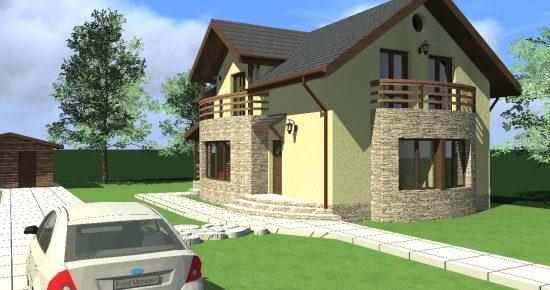 Proiecte constructii case peste 50000 euro