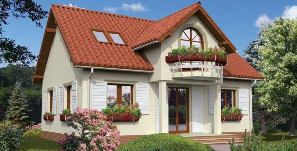 Casa rustica 160mp 2