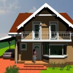 Proiect Casa P+M 144mp – Pret 860 Euro