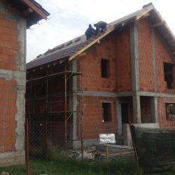 casa in faza de constructie in chisoda 2