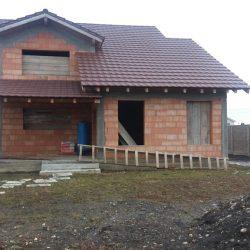 casa in faza de constructie in dumbravita - Cora