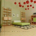 Design camere pentru copii creativi