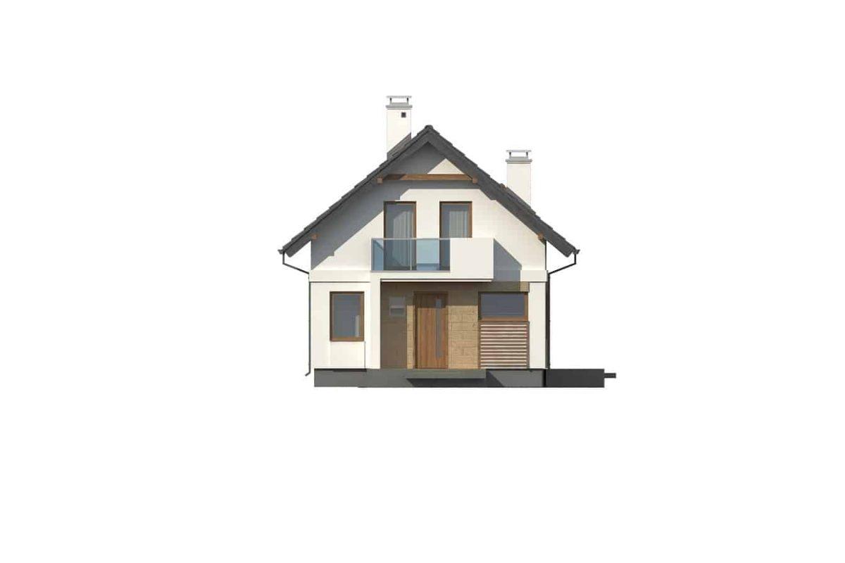 proiect parter si mansarda 3dormitoare 131mp v4