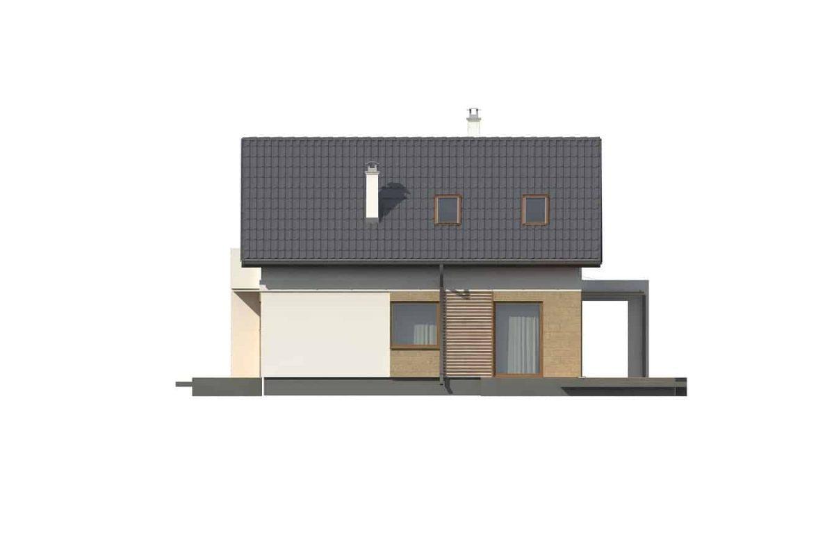 proiect parter si mansarda 3dormitoare 131mp v5