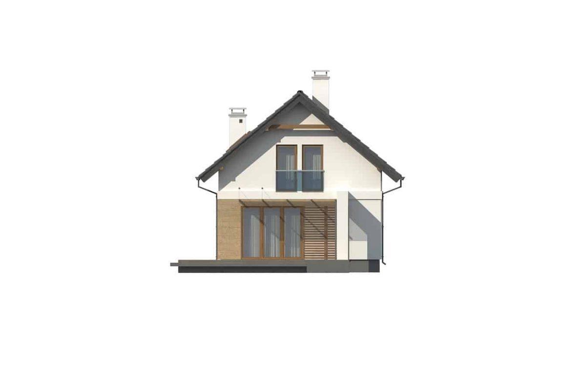 proiect parter si mansarda 3dormitoare 131mp v6