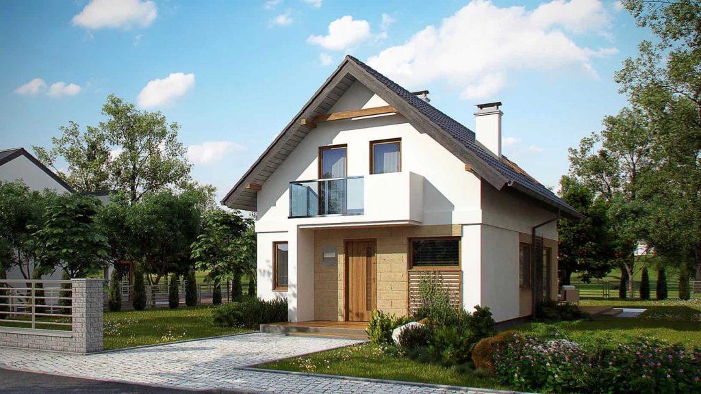 proiect parter si mansarda 3dormitoare 131mp