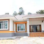 Casa Parter 145 mp cu 3 Dormitoare stil Thailandez