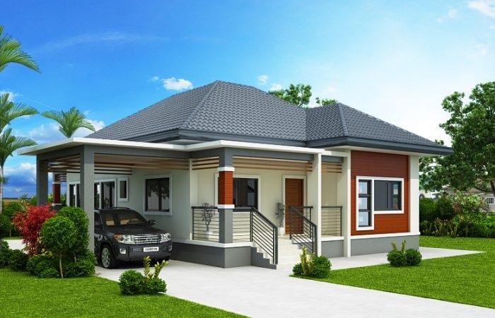 Casa Parter 3 dormitoare