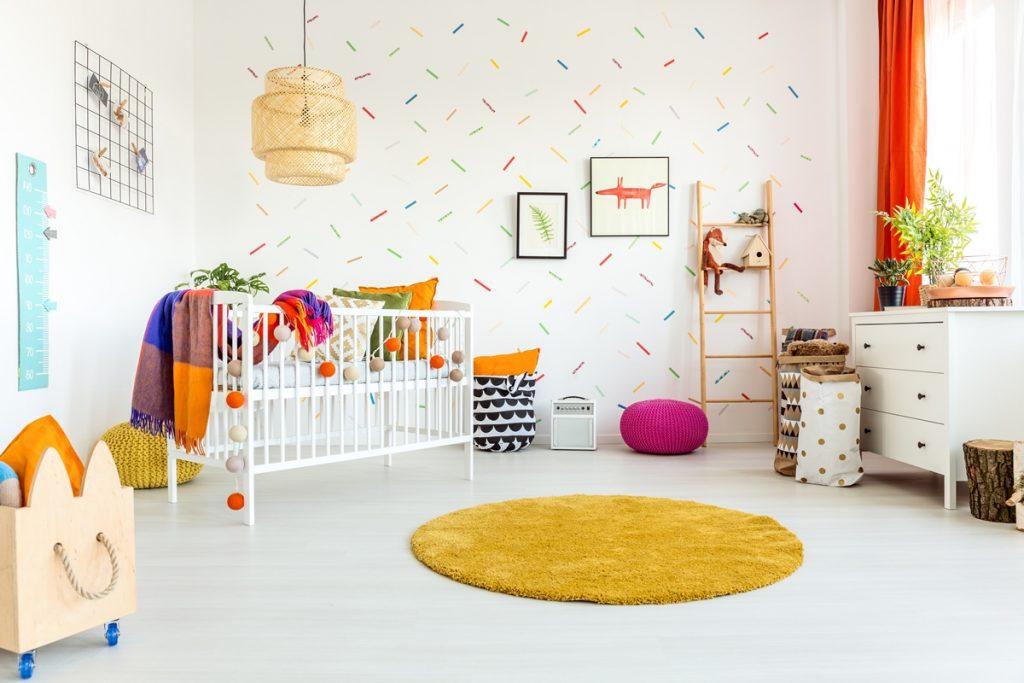 Servicii Design interior camera copil timisoara