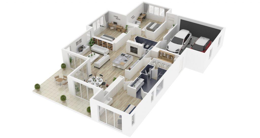 Proiectare cu design interior