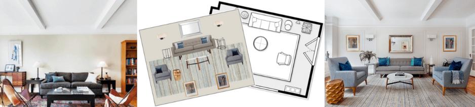 amenajare living design interior