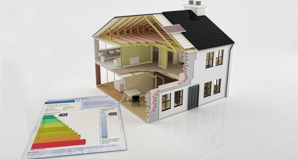 proiectare casa cu consum mic de energie