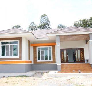 Model Casa Parter 145 mp 3 dormitoare