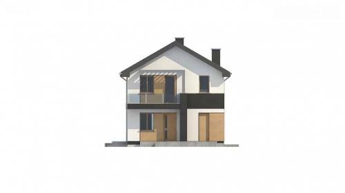 Casa parter-etaj 150mp v4