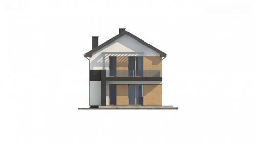 Casa parter-etaj 150mp v7