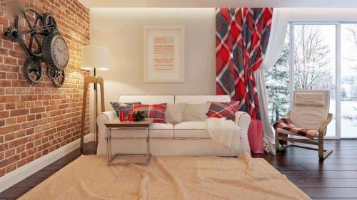 proiect parter si mansarda 3dormitoare 131mp interior 2