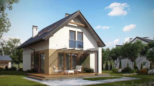 proiect parter si mansarda 3dormitoare 131mp v2